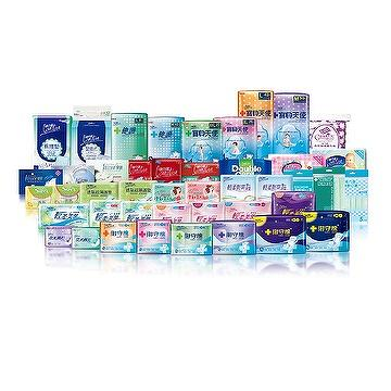 Sanitary products - women sanitary pads