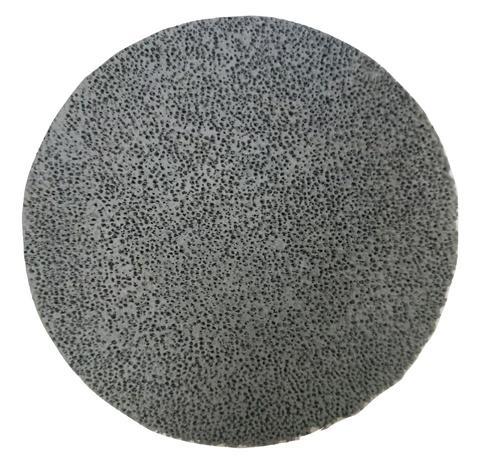 Adsorption porous ceramic desiccant rotor
