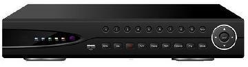 8CH Hybrid HD DVR
