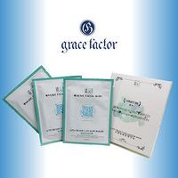 Deep moisturizing face mask,Hyaluronic acid, grace factor