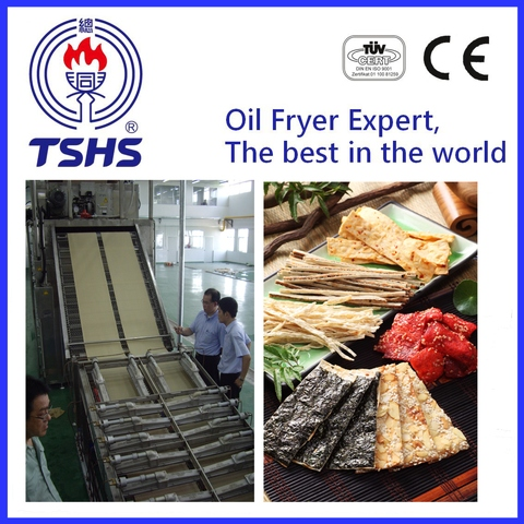 Hot Sale Continuous Professional Fresh Fish Shred Factory Machine