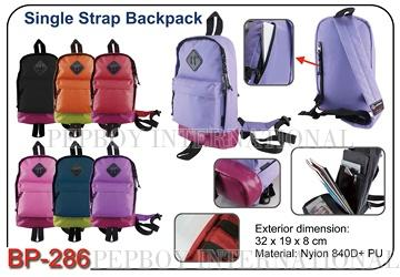 Laptop single Strap Backpack