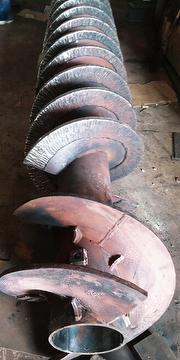 Top screw, Material Handling Machinery