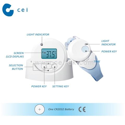 Baby Care Product Wireless Temperature Monitor