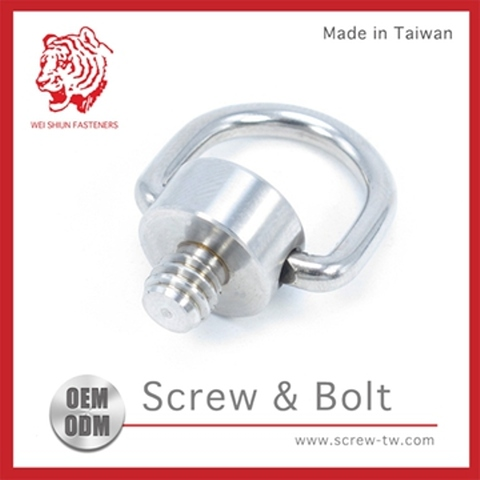 Taiwan Zinc Trivalent Chromate Plating Carbon Steel Sex Bolt for
