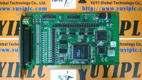 ADVANTECH PCI-1750 64BIT DRIVER DOWNLOAD