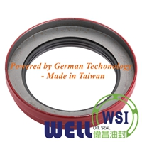 WSI Oil Wheel Seal / Oil Bath Seal / PTFE seal 370006A