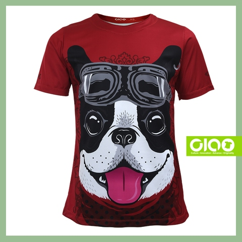 ODM polyester fabric graph child maxico Hip-hop tshirt