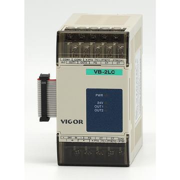 VB-2LC: 2 channels temperature control Module