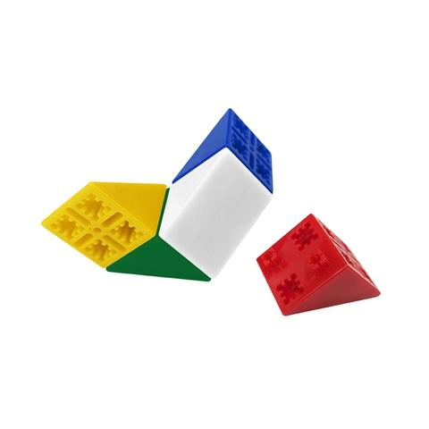 New Linking isosceles right triangles Cubes Blocks