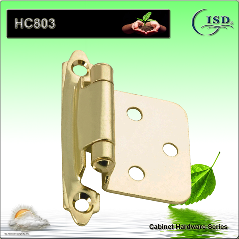 Inset Cabinet Door Hinges without Springs