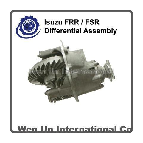 Differential Assembly for Isuzu FRR/FSR
