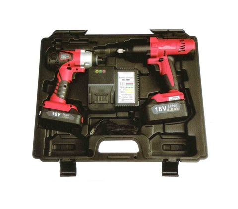 Impact Wrench & Driver KIT