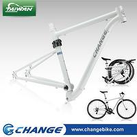 700C Racing folding bike frame -CHANGE DF-733W 100% Made in Taiwan,Size:550mm