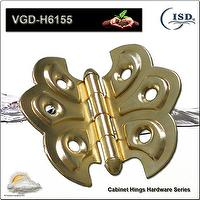 Butterfly cabinet hinge Pair, Cabinet and Furniture Surface Hinges