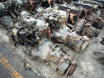 Taiwan Used Diesel Engine For Japanese Engine Hino
