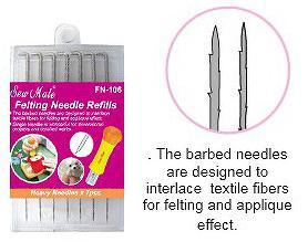 Felting Needle Refills