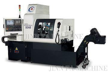 JSL-32AB Swiss Type CNC Lathe