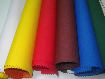 Twill fabricPU coated