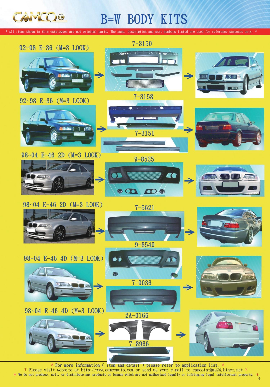 Camco Auto Catalogue Camco Auto Sangyo Co Ltd