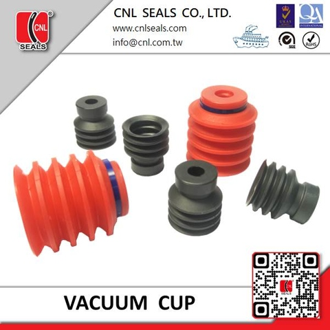 Taiwan Rubber Silicone Suction Cups Vacuum Pad Multi