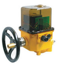 Aktuator Elektrik untuk Aplikasi Kontrol Proporsional