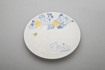 Painted Ceramic Tableware, Kitchenware, Dinner Sets