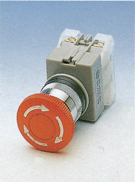 E-STOP PUSH BUTTON SWITCHES: ALEPB