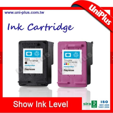 Taiwan Reset chip with ink cartridge for HP 122 122XL