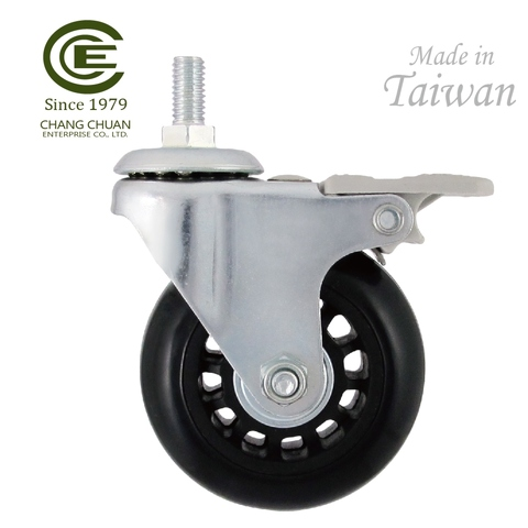 2.5-Inch Screw Type Caster Wheel Manufacturer