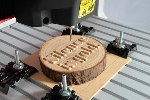Mini Desktop CNC Router Engraving Milling Machine