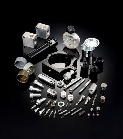 CNC 車床/銑床機加工製品