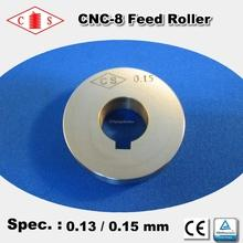 CNC-8 Feed Roller 0.13 / 0.15mm - BACK
