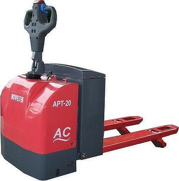 Stepless pallet truck AC System(Load: 2Tons / 2.5Tons/ 3Tons)
