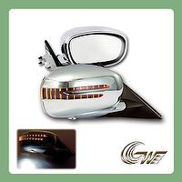 C300 DG Magnum Charger Door Mirror Assy