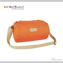 VASOLA - Handlebar Shoulder Bag-Orange