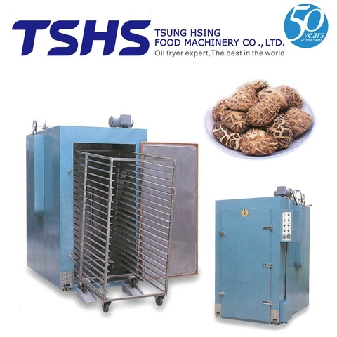 High Working Industrial Box Type Food Drying Machinery