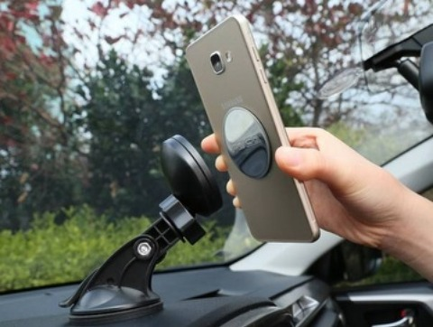 i13 INFINITE MAGNETIC MOBILE PHONE / GPS SUCTION MOUNT