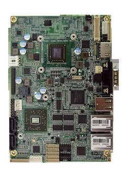 "3.5"" Industrial Single Board Computer With AMD Processor"