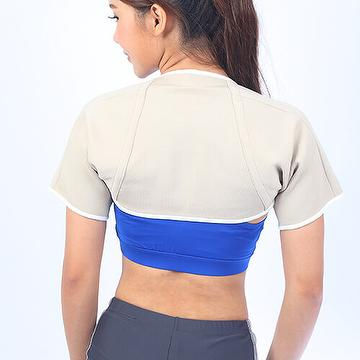 FAR INFRARED DOUBLE SHOULDER SUPPORT