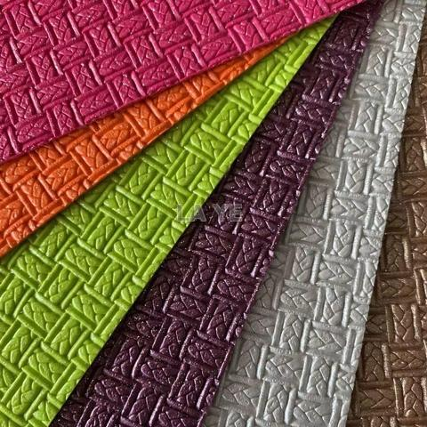 PVC wall paper leather