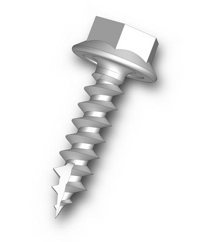MASTERSEAL™ ROOF FIXING TIMBER SCREW