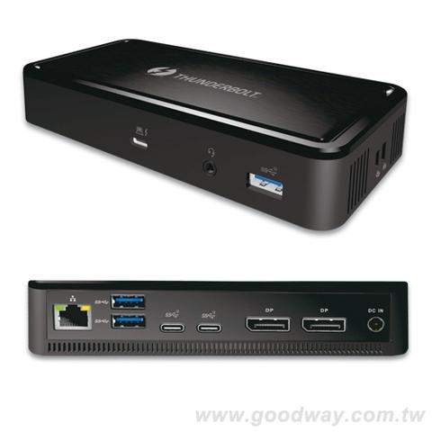Thunderbolt™ 3 Titan Ridge Docking Station