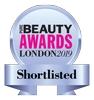 The Pure Beauty Awards London Shortlisted