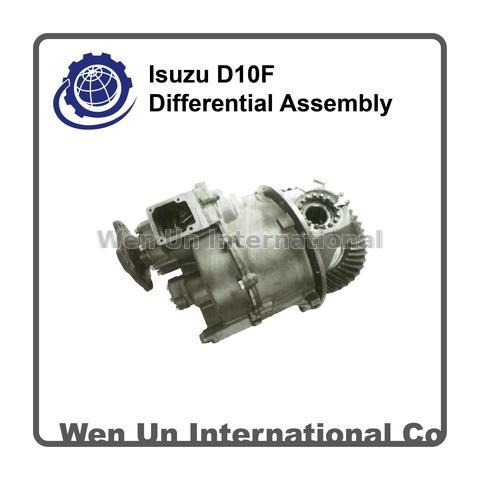 Differential Assembly for Isuzu D10F