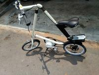 Foldable Bike Motor