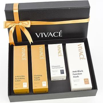 2017 Super moisture rejuvenate Natural  Beauty Skincare set