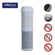 Composite activated carbon fiber