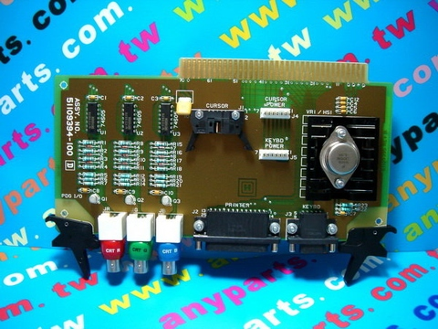 Honeywell TDC2000/TDC3000 51109394-100 I/O Board
