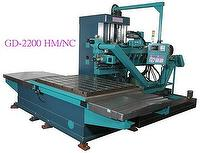 Deep Hole Drilling Machine wit milling & tapping